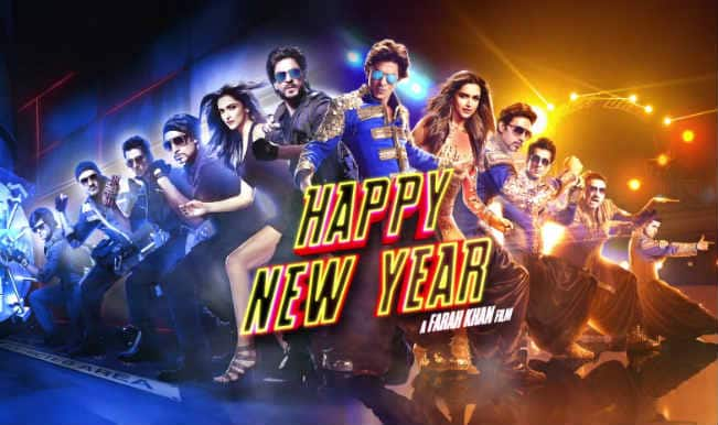 Happy New Year motion poster: Shah Rukh Khan & gang will steal your hearts this Diwali!