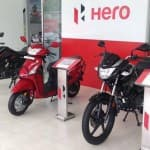 Hero MotoCorp shares erase early losses to end in green