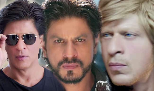 Shah Rukh Khan's 5 stylish looks in Happy New Year trailer