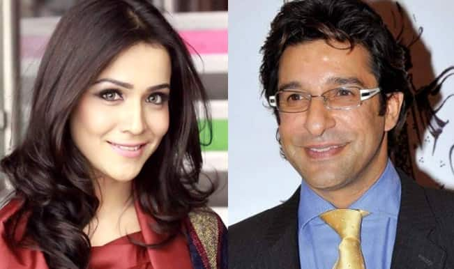 Humaima Malick: Wasim Akram will always remain a dear friend