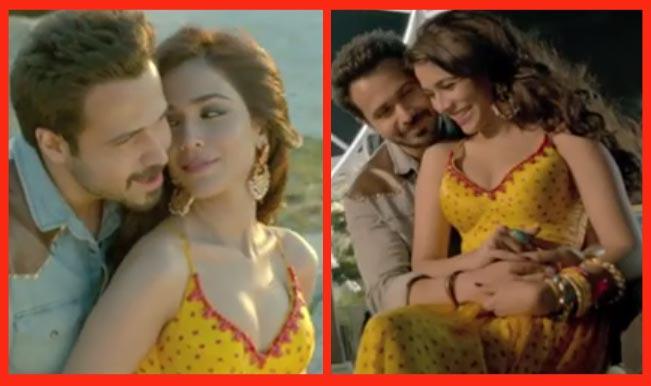 Raja Natwarlal song Kabhi Ruhaani Kabhi Rumaani: Emraan Hashmi tries to woo Humaima Malick