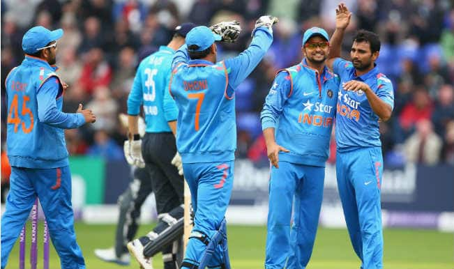 India vs England 3rd ODI Live Cricket Score Updates: India 228/4 in 43 overs
