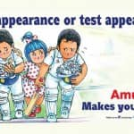India's disastrous show in England continues, Amul portrays its pity…