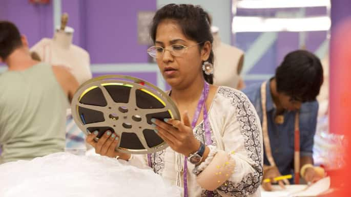 'Project Runway' Puts Indian-American Designer to the Test