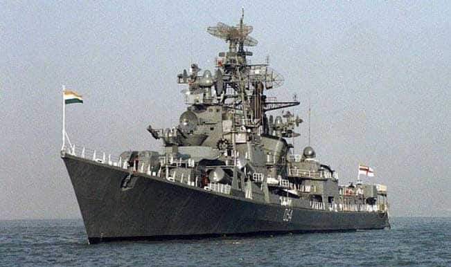 Narendra Modi commissions largest indigenous warship INS Kolkata