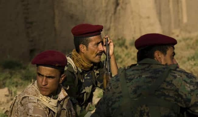 Iraqi forces launch major push to retake Tikrit: Army Officials