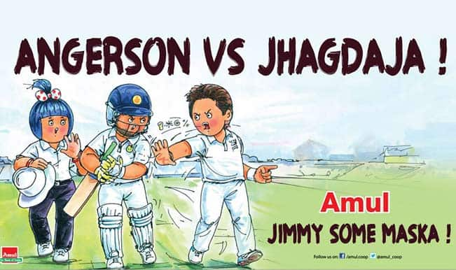 India vs England Test Series 2014: James Anderson, Ravindra Jadeja found not guilty by Judicial Commissioner