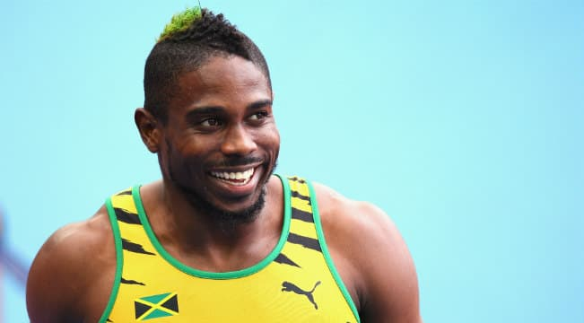 Jamaica sprinter Jason Livermore eager to leave Glasgow due to the cold weather