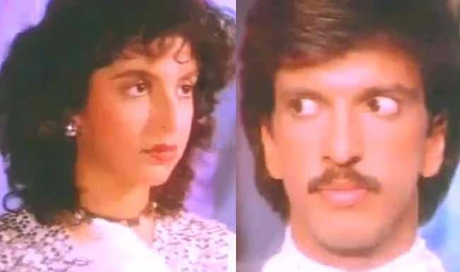 Blast from the past: Watch a young Farah Khan & Javed Jaffrey in epic item number from the '80s