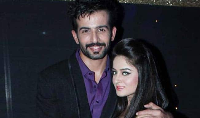 Is Jay Bhanushali divorcing wife Mahi?