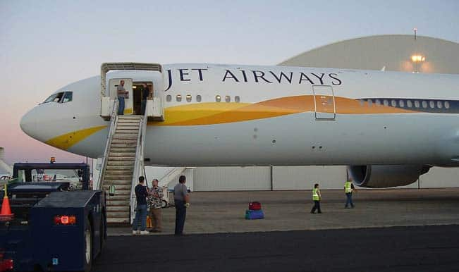 Jet Airways flight aborted after fire alarm