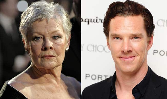 Judi Dench and Benedict Cumberbatch to act in BBC's Shakespeare series