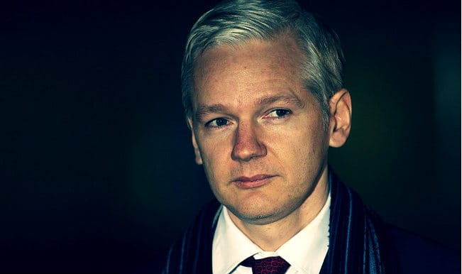 Julian Assange won't leave embassy without United States extradition guarantee