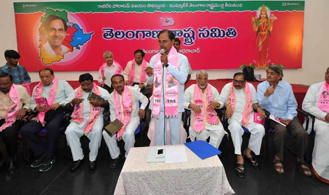 Telangana CM K Chandrashekar Rao fulfills wishes of 11-year-old heart patient