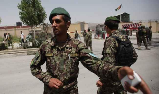 Foreign soldier dies in Afghanistan