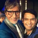 Amitabh Bachcan and Kapil Sharma: The titans of Indian television…
