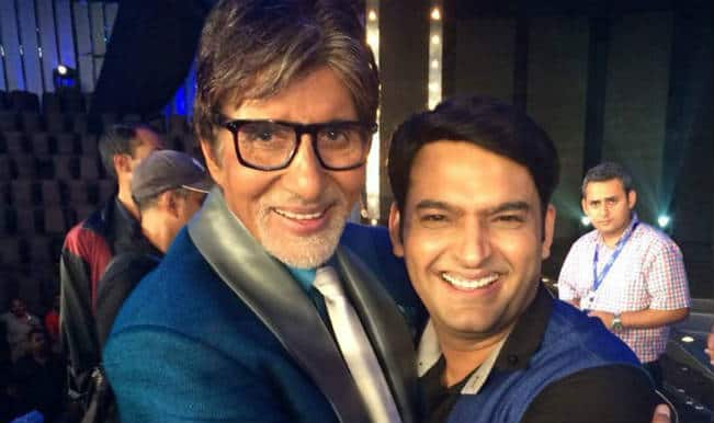 Kapil Sharma on KBC: Amitabh Bachchan thanks the comedian