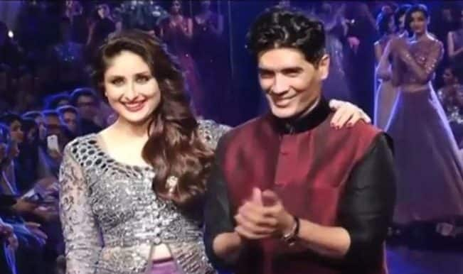 Watch: Kareena Kapoor dazzles on stage at Lakme Fashion Week Winter Festive 2014 grand finale