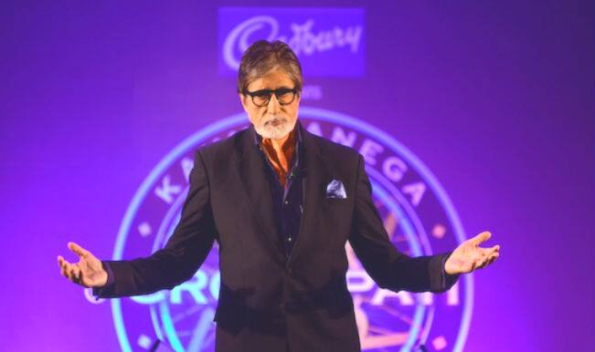 Kaun Banega Crorepati 2014: Amitabh Bachchan and Rani Mukerji give a standing ovation to a contestant