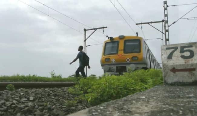Replication of Salman Khan's train stunt from the movie 'Kick', guy plans to repeat it