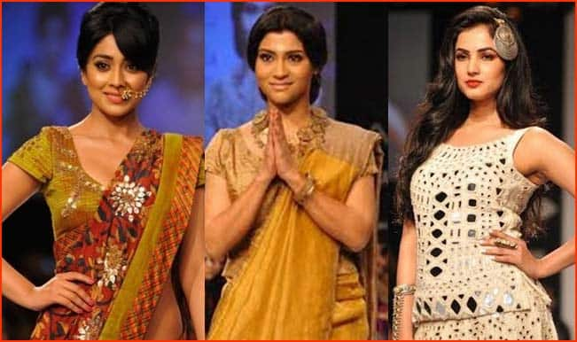 Lakme Fashion week 2014: Bollywood hotties ooze oomph at the ramp