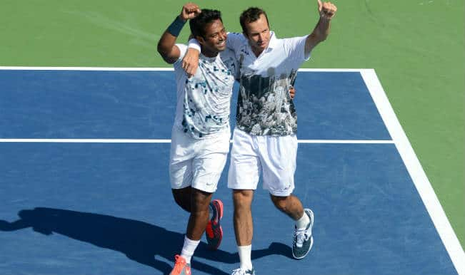 US Open: Leander Paes-Radek Stepanek in men's doubles 2nd round