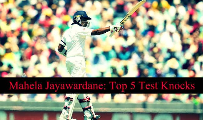 Mahela Jayawardene: 5 best Test knocks by the classy Sri Lankan batsman