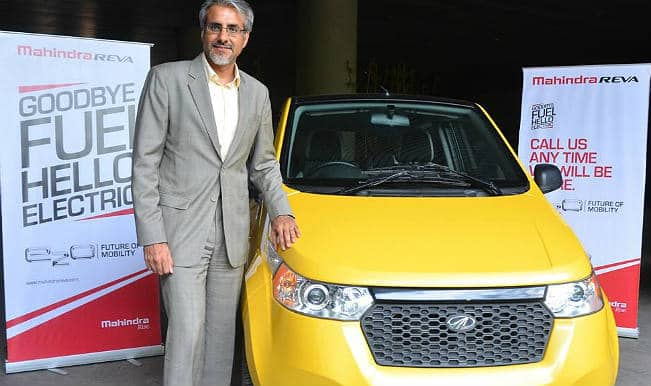 Mahindra Reva launches e20 premium variant priced Rs 5.72 lakh