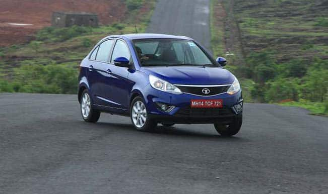 Tata Zest will be launched on August 12
