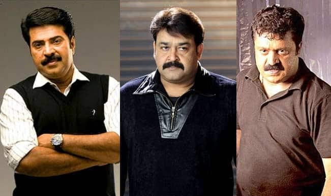 New actors slowly edging out ageing Malayalam superstars