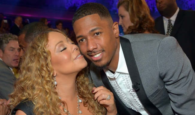 Mariah Carey and Nick Cannon were spotted without wedding rings