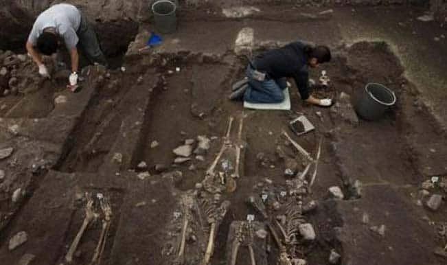 Mass grave found in Mexico