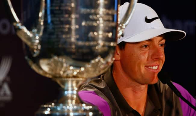 Rory McIlroy wins fourth major title