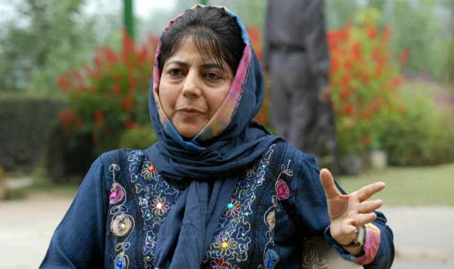 PDP announces candidates for 4 seats; Mehbooba Mufti may not contest