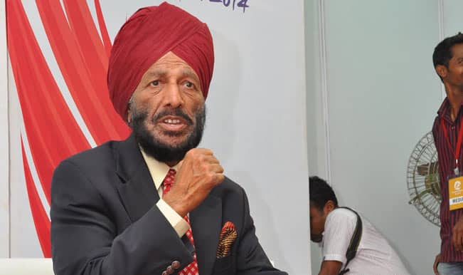 Milkha Singh happy with Vikas Gowda's gold in athletics
