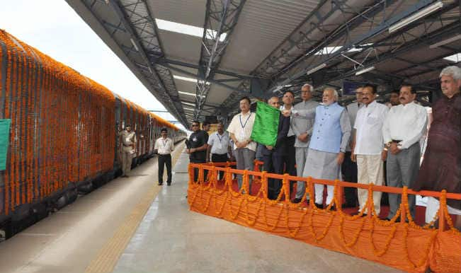 Narendra Modi government's decision of FDI in Railways can flag next leg of Indian railways journey