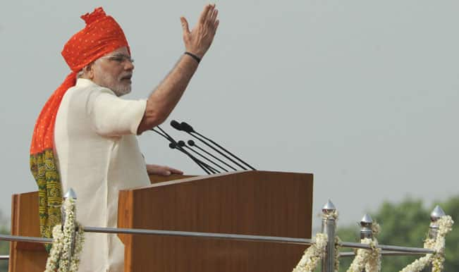 Why Narendra Modi's Independence Day address impressed people!
