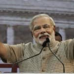 Prime Minister Narendra Modi Assures Government will fight against Corruption