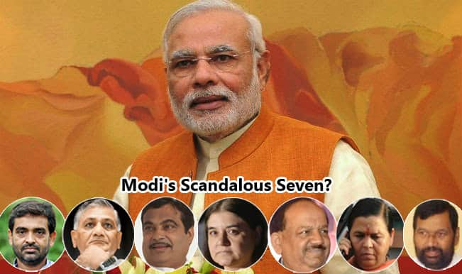 Post SC verdict: A look at Narendra Modi's Ministers with pending criminal cases