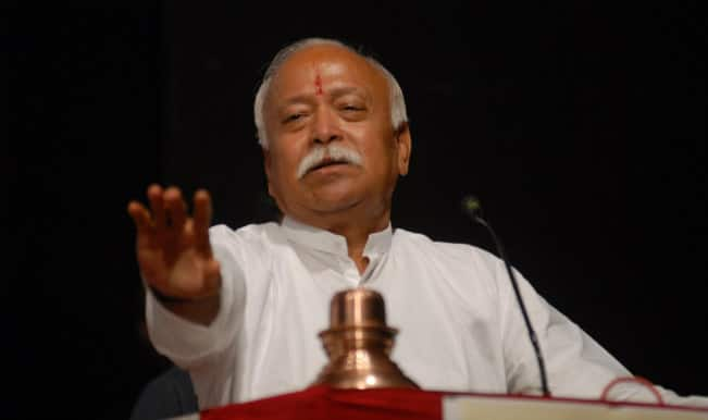 Indian are descendants of Hindu culture: Mohan Bhagwat