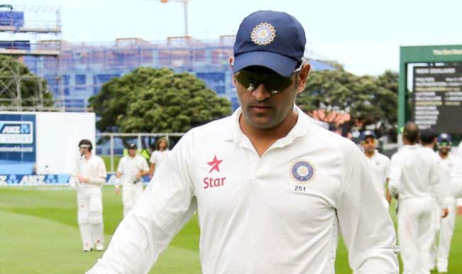 MS Dhoni should resign: But who can take over?