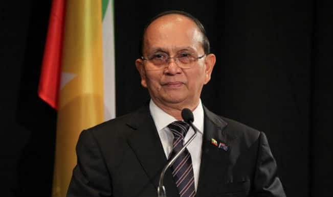 Myanmar not to allow anti-India activities from its soil: President