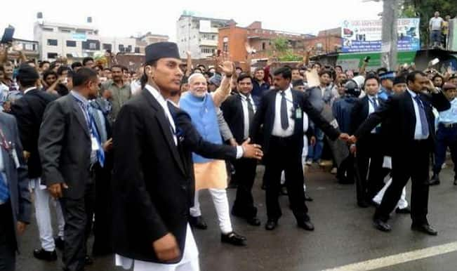 Narendra Modi in Nepal: Prime Minister creates a huge splash in Nepali media
