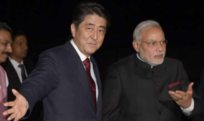 Narendra Modi to hold summit talks with Shinzo Abe on September 1