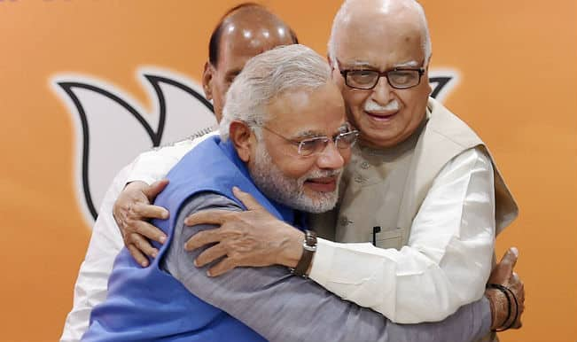 Narendra Modi sends L.K. Advani, Bharatiya Janata Party old guard into exile