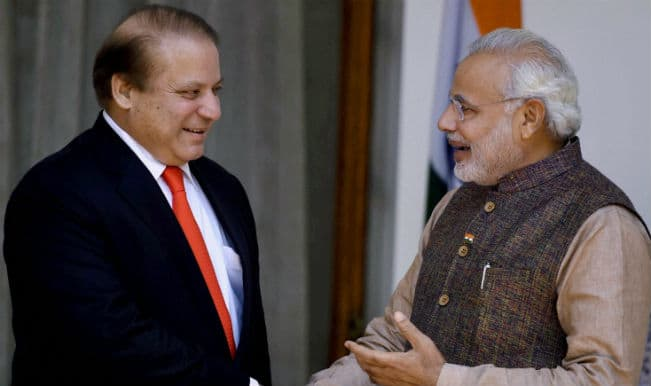 Pakistan Prime Minister greets Narendra Modi on Independence Day