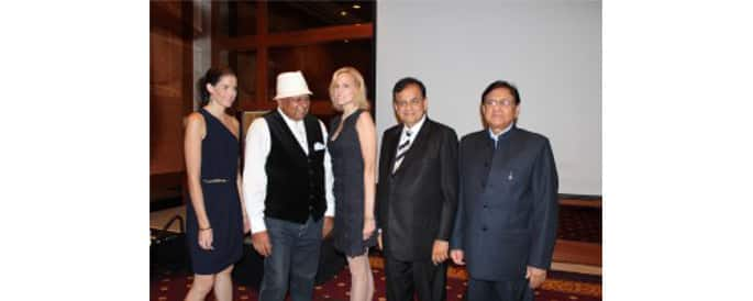 Industrialist Speaks About Creating One World