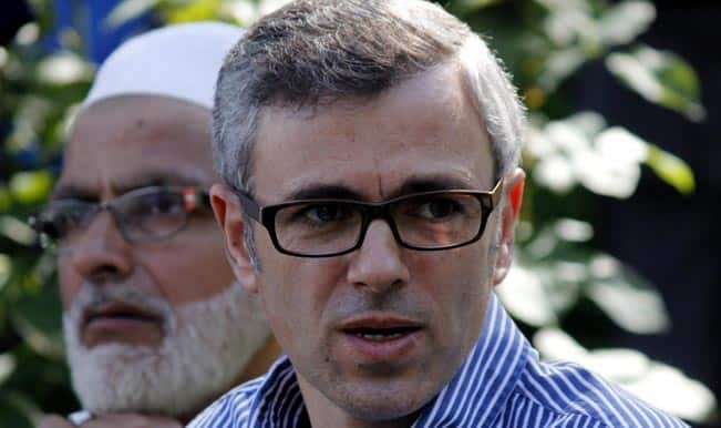 UPA-II completed projects in JK but gifted these to NDA: Omar Abdullah