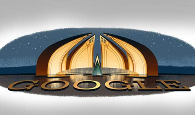 Pakistan Independence Day 2014 celebrated with a monumental Google doodle!