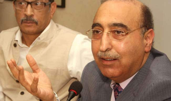 Abdul Basit, Pakistan High Commissioner to India